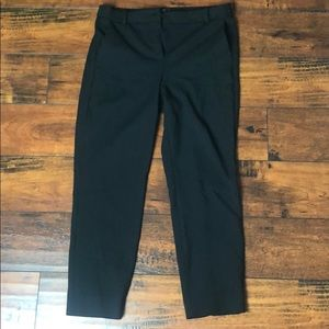 J.Crew High Rise Cameron pant in 365 stretch